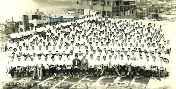 関東地区ナショナル電機製品有力販売店会議に参加