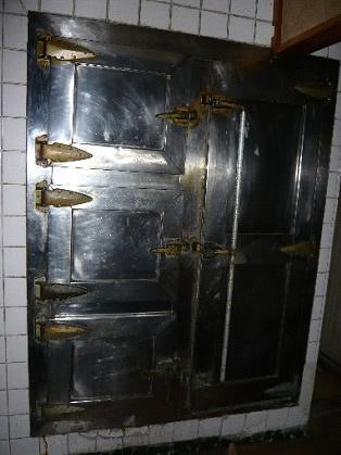 亮三製作の業務用冷凍冷蔵庫